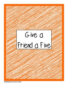 Give a Friend a Five