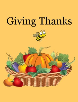 Giving Thanks – The Importance of Honey Bees for Our Thank