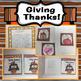 Giving Thanks Writing Craftivity!