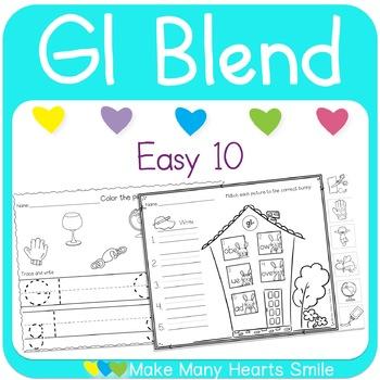 Easy 10: Gl Blend