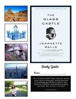 The Glass Castle Lesson - Comprehension Questions Study Gu