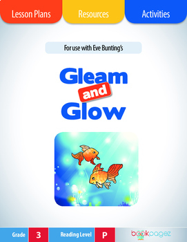 Gleam and Glow Lesson Plans & Activities Package, Third Gr