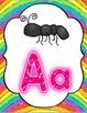 Glitter ABC Posters (Classroom Decor)