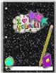 Glitter Big Kid Notebook / Binder / Journal Covers