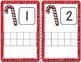 Glitter Ten-Frame Cards 1-20 (Winter Edition)