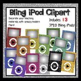 Glitter Clipart iPods