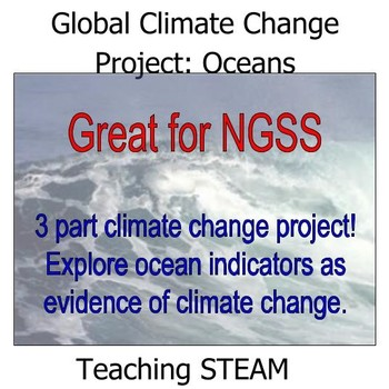 Global Climate Change Project: Oceans