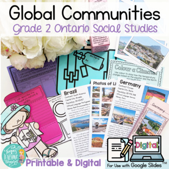 Global Communities: Grade 2 Ontario Social Studies- People