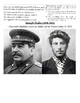 Global History 10th Grade - Unit 28 Russian Revolution - D