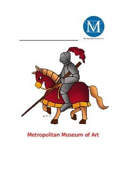Global History Metropolitian Museum of Art Scavenger Hunt