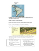 Global Regents Review Sheet #6 Mesoamerican Civilizations