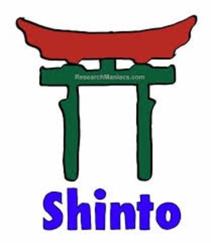 Global Studies Unit 12 Lesson 1 Japanese/Shinto Geography