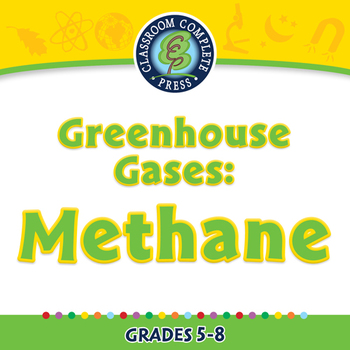 Global Warming CAUSES: Greenhouse Gases: Methane - NOTEBOO