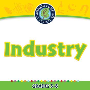 Global Warming REDUCTION: Industry - MAC Gr. 5-8