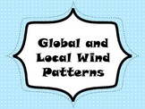 Global and Local Winds Power Points