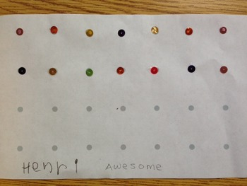 Glue Dots: Just Add Sequins!