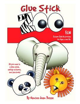Glue Stick Zoo