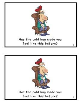 Go Away Cold Bug! Guided Reader (-ug Word Family)
