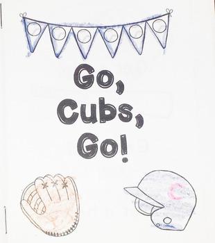 Go Cubs Go Early Reader