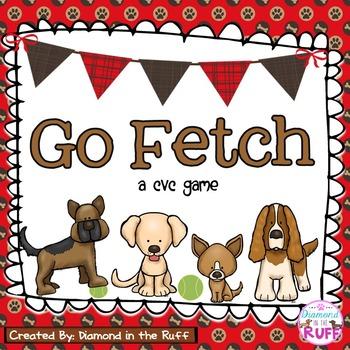 A CVC Game: Go Fetch