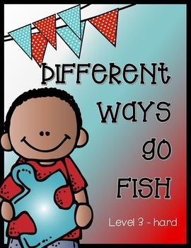 Go Fish - Addition/Subtraction #3