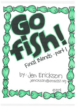 Go Fish! (Final Blends part 1)