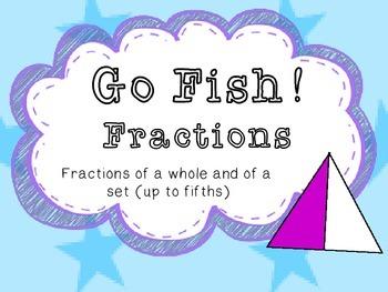Go Fish: Fractions