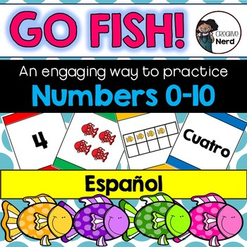 Go Fish! A multiple representation game, numbers 0 – 10 (S