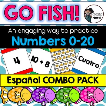 Go Fish! A multiple representation card game for numbers 0