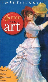 Go Fish for art Impressionists