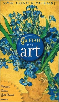 Go Fish for art Van Gogh and Friends