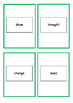 Go Fish game using Year 4 and 5 High Freqyency words