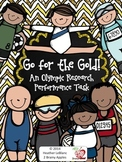 Go For the Gold! Olympic Research Project