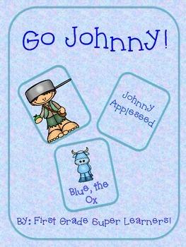 Go Johnny!