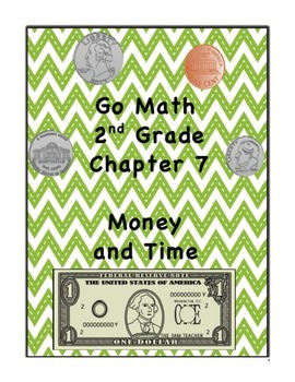 Go Math 2nd Grade Chapter 7 Lesson Plans