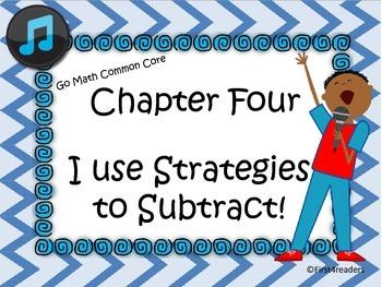 Go Math Ch Four Focus Wall