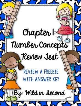 Go Math Chapter 1 Review Second Grade