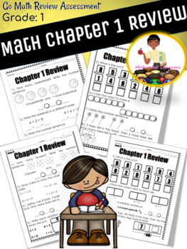 "Chapter: 1 Review ""Go Math"" Including Form: B"