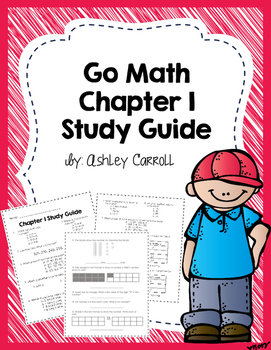 Go Math Chapter 1 Study Guide