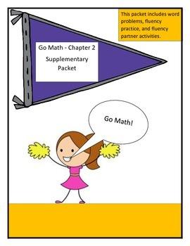 Go Math Chapter 2 Supplementary Packet, Grade 4