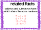 Go Math Chapter 5 Vocabulary Cards