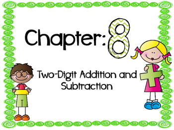 Go Math Chapter 8 Vocabulary Cards