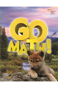 Go Math Grade 1 ch 3 SmartBoard Slides 2015-2016 edition