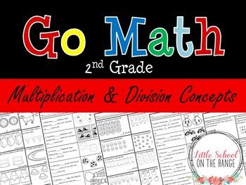 Go Math Grade 2: Chapter 12 Supplement - Multiplication an