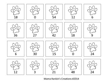 Go Math! Grade 3 Multiply with 3 and 6 Chapter 4 Lesson 3
