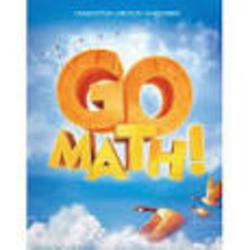 Go Math Grade 4 CH 2 smartboard slides
