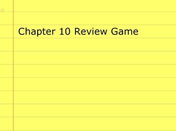 Go Math Grade 5 Chapter 10 Activinspire Review Game Activo
