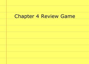 Go Math Grade 5 Chapter 4 Activinspire Review Game Activot