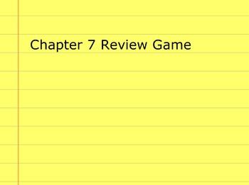 Go Math Grade 5 Chapter 7 Activinspire Review Game Activot
