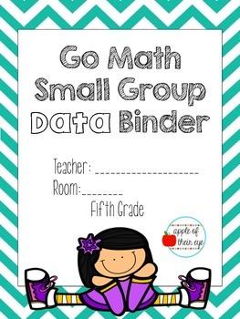Go Math Grade 5 Data Analysis Binder